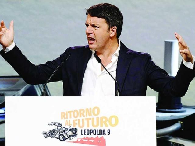 Ultimi appelli per fermarlo Ma Renzi è deciso a lasciare il Pd