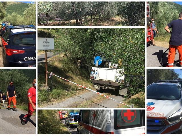 Incendio ieri a Chiusanico: gli inquirenti procederanno per incendio colposo, sempre grave il marito della donna morta