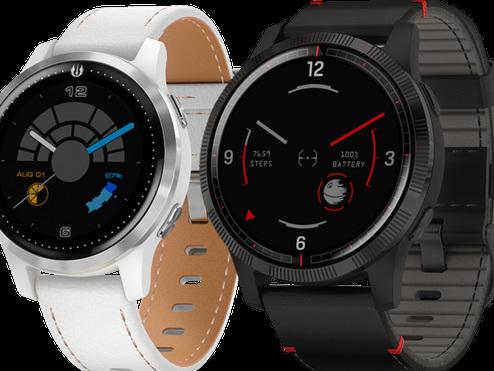 Garmin, i nuovi smartwatch GPS a tema Star Wars costano 399 euro
