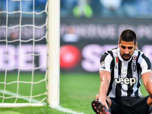 """Khedira schietto: """"Siamo più forti del Napoli, noi abbiamo 20 giocatori, loro 11"""""""