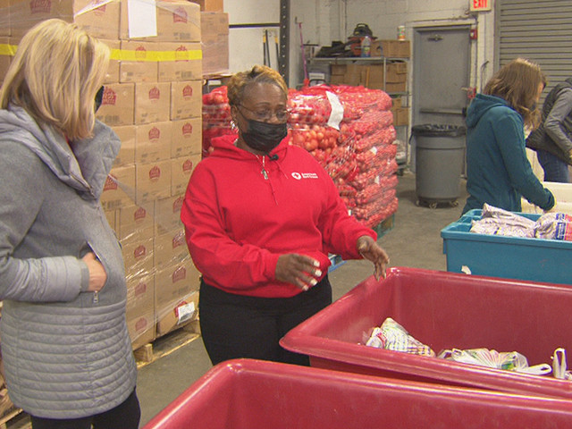 It Happens Here: Once A Guest, Roxbury Woman Now Runs Boston's Largest Food Pantry