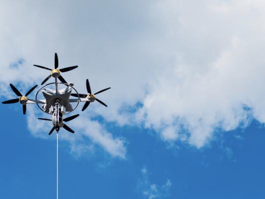 Come funziona Aquila 100, il super drone anti-terrorismo nascosto aCasalecchio