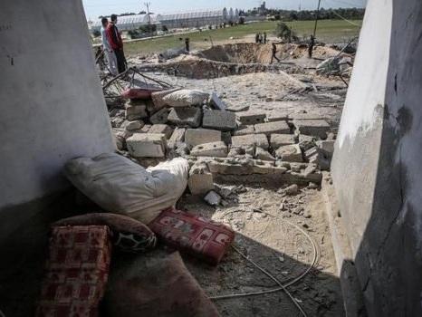 Gaza, nuovi raid di Israele: salta il cessate il fuoco