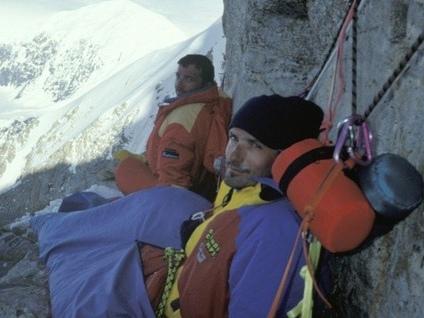 Alpinisti bergamaschi in vetta al McKinley Le imprese raccontate a Nembro - Foto
