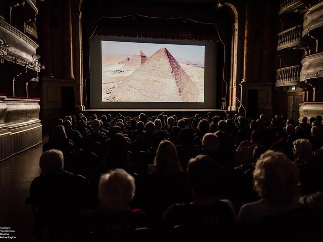 A Rovereto dal 2 al 5 ottobre la trentesima Rassegna Internazionale del Cinema Archeologico