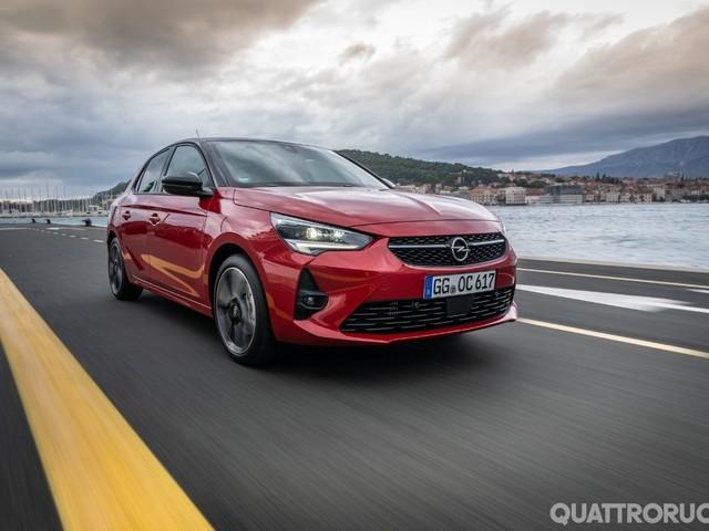 Opel Corsa - Al volante della nuova generazione