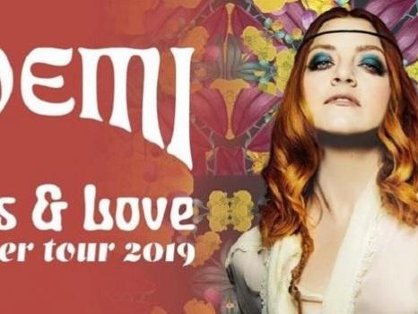 Biglietti in prevendita per i concerti di Noemi in estate, al via le del Blues & Love Summer Tour