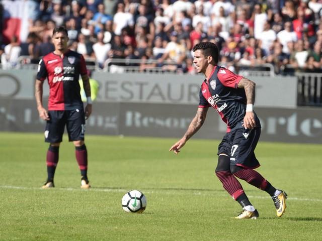 Farias-Pavoletti, il Cagliari va: tutto facile contro il Real Vicenza
