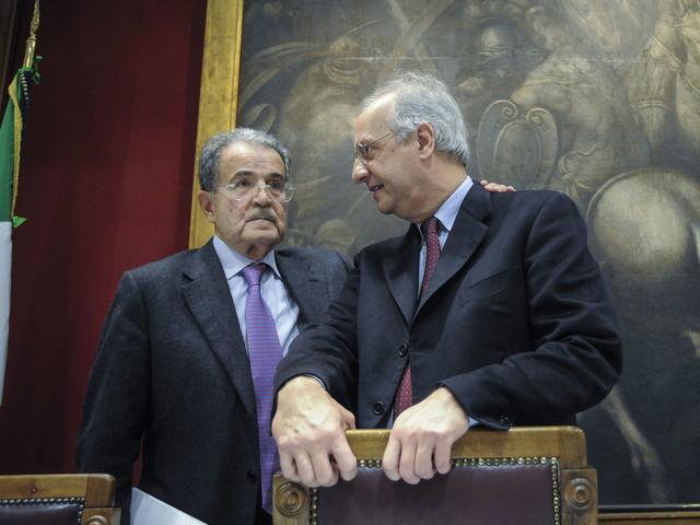 Riecco Prodi e Veltroni, i registi dell'inciucio