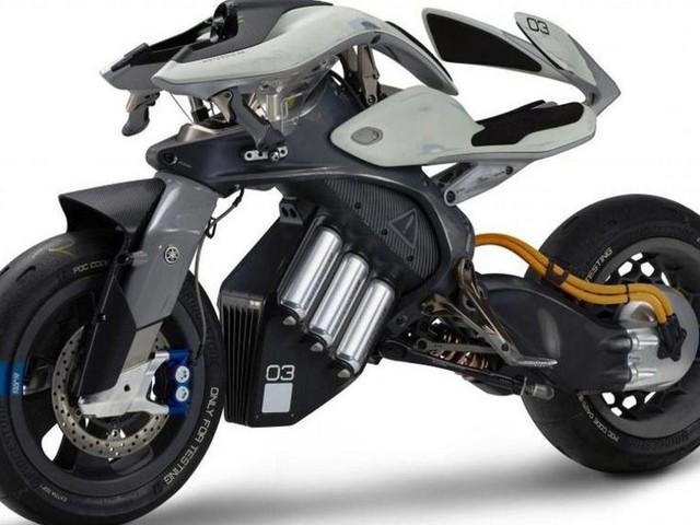 Il prototipo Yamaha che anticipa il futuro delle moto