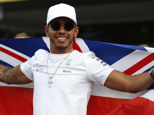 Lewis Hamilton campione del mondo per la sesta volta