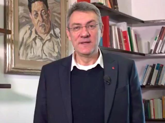 """""""Lottiamo per ridisegnare il nostro futuro, abbiamo una grande occasione"""": il videomessaggio di fine anno di Maurizio Landini"""