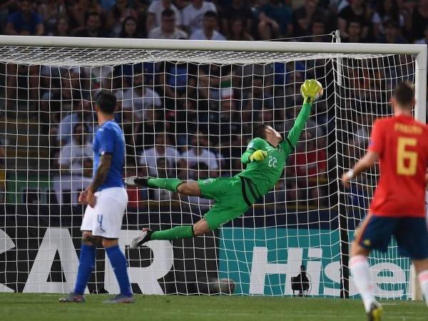 """Italia Under 21, Meret: """"Risultato importantissimo, l'Italia ha dimostrato che..."""""""
