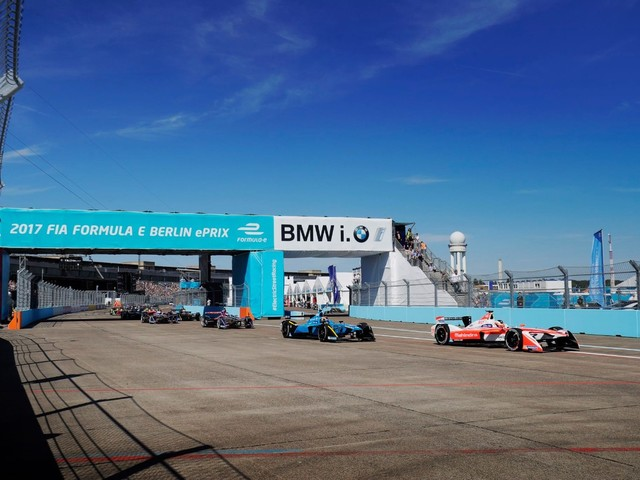 Formula E 17/18 - Si correrà a Sao Paulo, Santiago e Roma