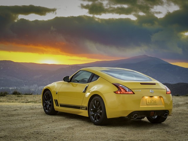 Nissan 370 Z Heritage Edition: il debutto a New York