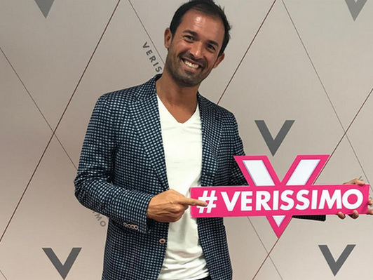 "Grande Fratello Vip 2017, Gianluca Impastato a Verissimo: ""Bestemmia? Stavo imitando Diego Abatantuono"""