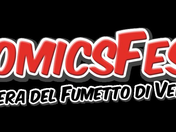 A Verona dall'8 al 9 giugno si terrà ComicsFest, il festival del fumetto, del cosplay e dell'entertainment