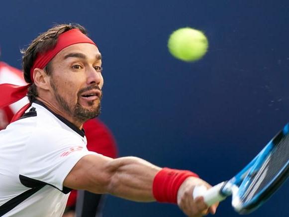 Tennis, Fognini fuori da top ten ranking