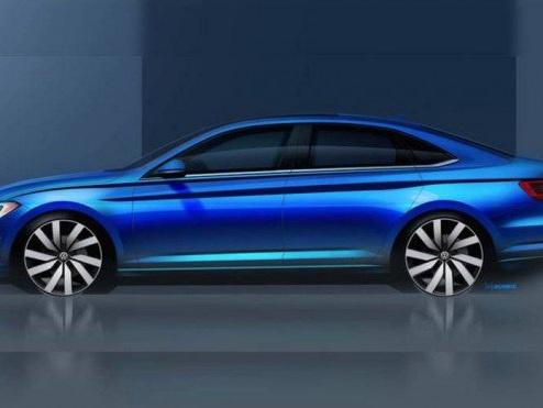 Volkswagen Jetta: la nuova generazione a Detroit | TEASER