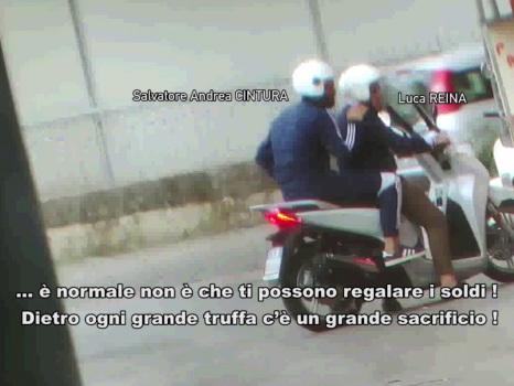 Falsi incidenti e spaccaossa a Palermo: mattoni di tufo e carta abrasiva per procurare le lesioni
