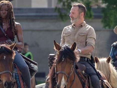 The Walking Dead 9 si districherà tra l'uscita di scena di Maggie e il nuovo futuro di Michonne