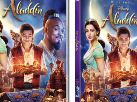 Aladdin arriva in digital home video