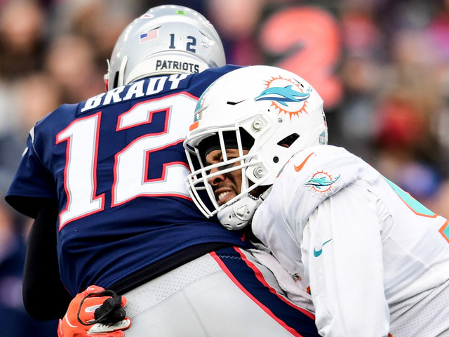 Brian Flores Doesn't Believe Tom Brady Would Want To Play For Dolphins