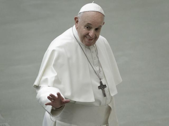 Giuseppe Conte incontra Papa Francesco in Vaticano