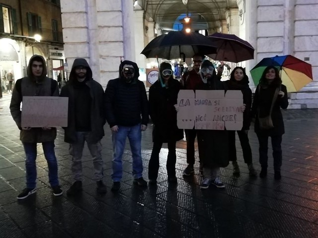 Lettera aperta di Fridays For Future al Rettore dell'università di Pisa