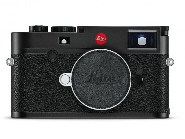 Leica lancia la fotocamera M10 con sensore Full frame e spessore ridotto