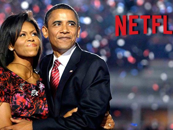 Netflix ha avuto la meglio su Apple: siglato un accordo con Barack e Michelle Obama