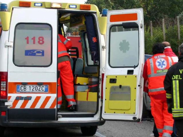 Pescara: investito pedone 74enne sulle strisce in centro