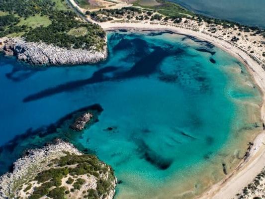 Navarino, la spiaggia ecosostenibile della Grecia