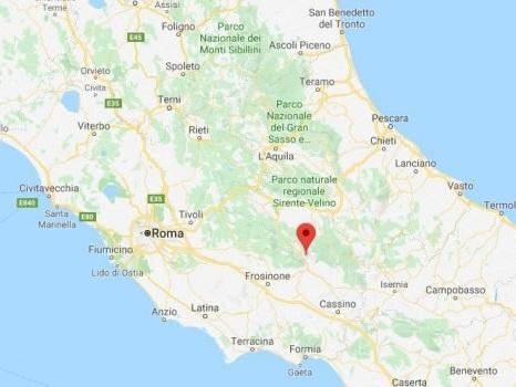 Terremoto a L'Aquila, forte scossa avvertita anche a Roma