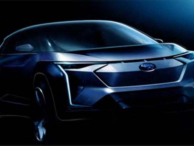 """Subaru: """"Dal 2030 venderemo solo auto elettriche"""""""