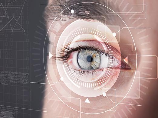 Occhio artificiale creato con cellule umane negli USA
