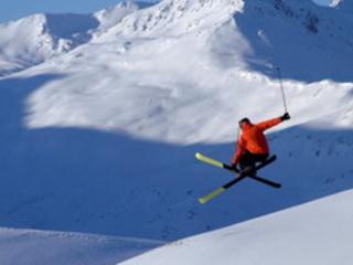 Vacanze in montagna: sulla neve un italiano su tre