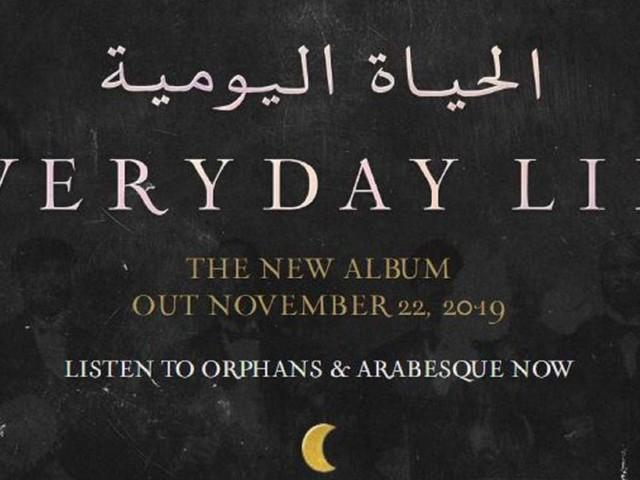 I Coldplay in concerto il 22 novembre su Youtube per il nuovo album Everyday Life