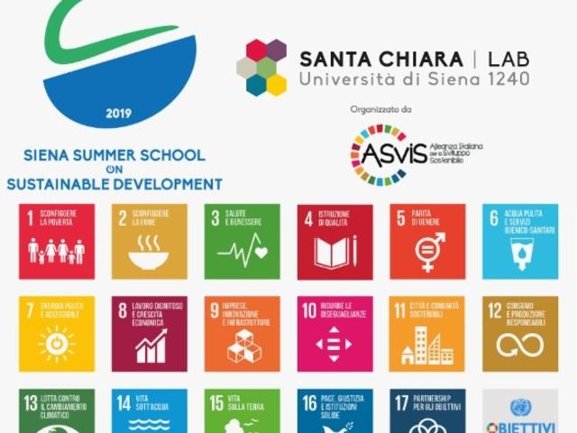 Ci sarà anche il nuovo ministro Fioramonti alla Siena Summer School on Sustainable Development