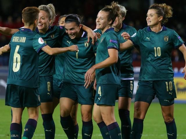 Calcio femminile, Italia Malta 5-0: una vittoria degna di un 2019 Mondiale