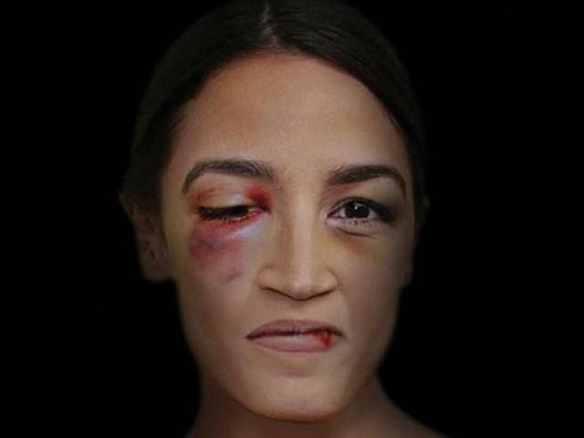 «Anche le donne più potenti del mondo sono vittime di violenza»: la campagna di AleXandro Palombo acquistata dal Louvre