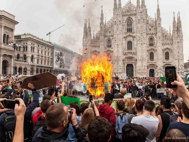 In Italia 1 milione di ragazzi sono tornati in piazza per difendere il clima, e il nostro futuro
