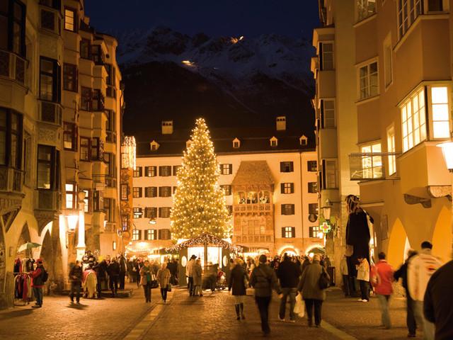 Guida ai mercatini di Natale di Innsbruck