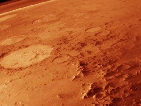 Individuati i primi indizi di ossigeno su Marte
