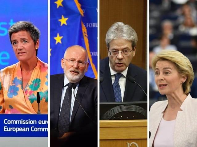 Commissione Ue: ecco chi sono e quale ruolo ricopriranno i nuovi commissari