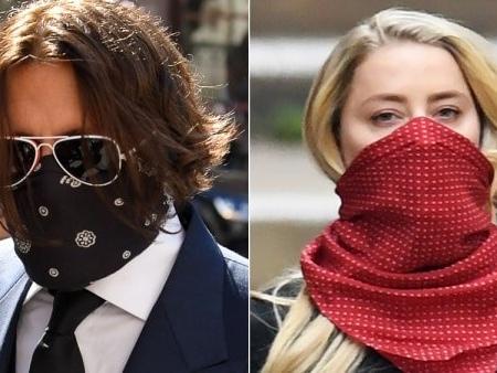 """Johnny Depp al processo contro il Sun: """"Amber Heard con me solo per rovinarmi"""""""