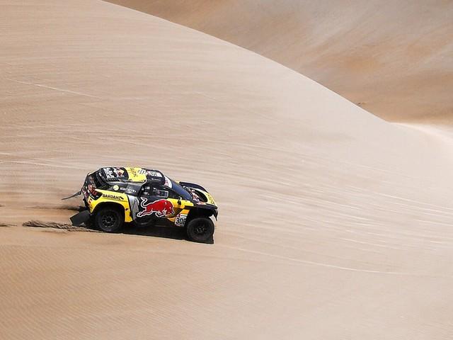 Dakar - Tappa 6 - Loeb protagonista, Al-Attiyah allunga nella generale