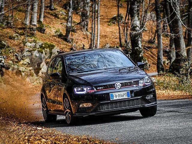 Volkswagen Polo GTI: la prova su strada