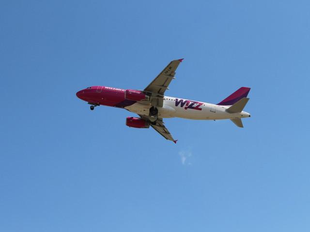 Wizz Air vettore a basso costo dell'anno