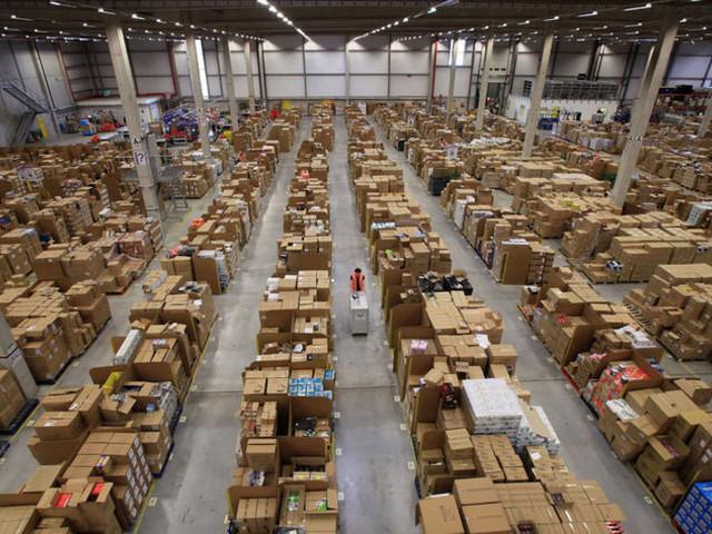 Amazon, black friday con sciopero
